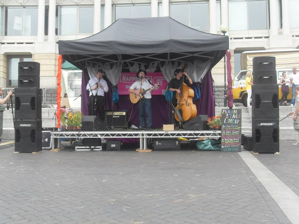 Harbourside Happiness Stage 2013 (3)