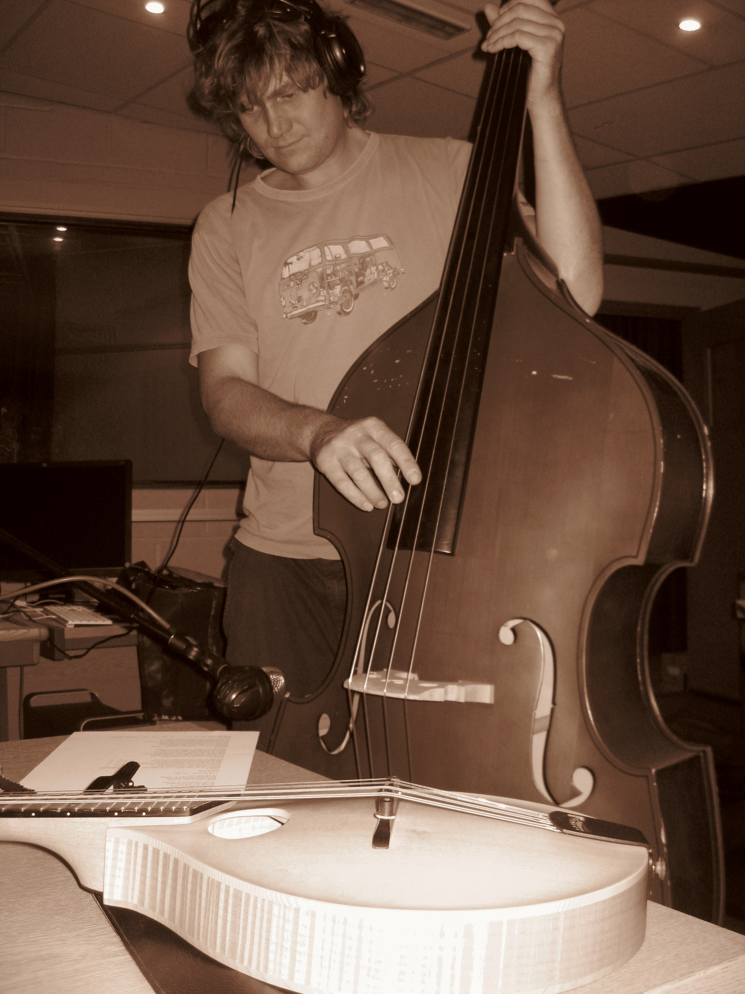 Recording HR in 2009 (Dom)